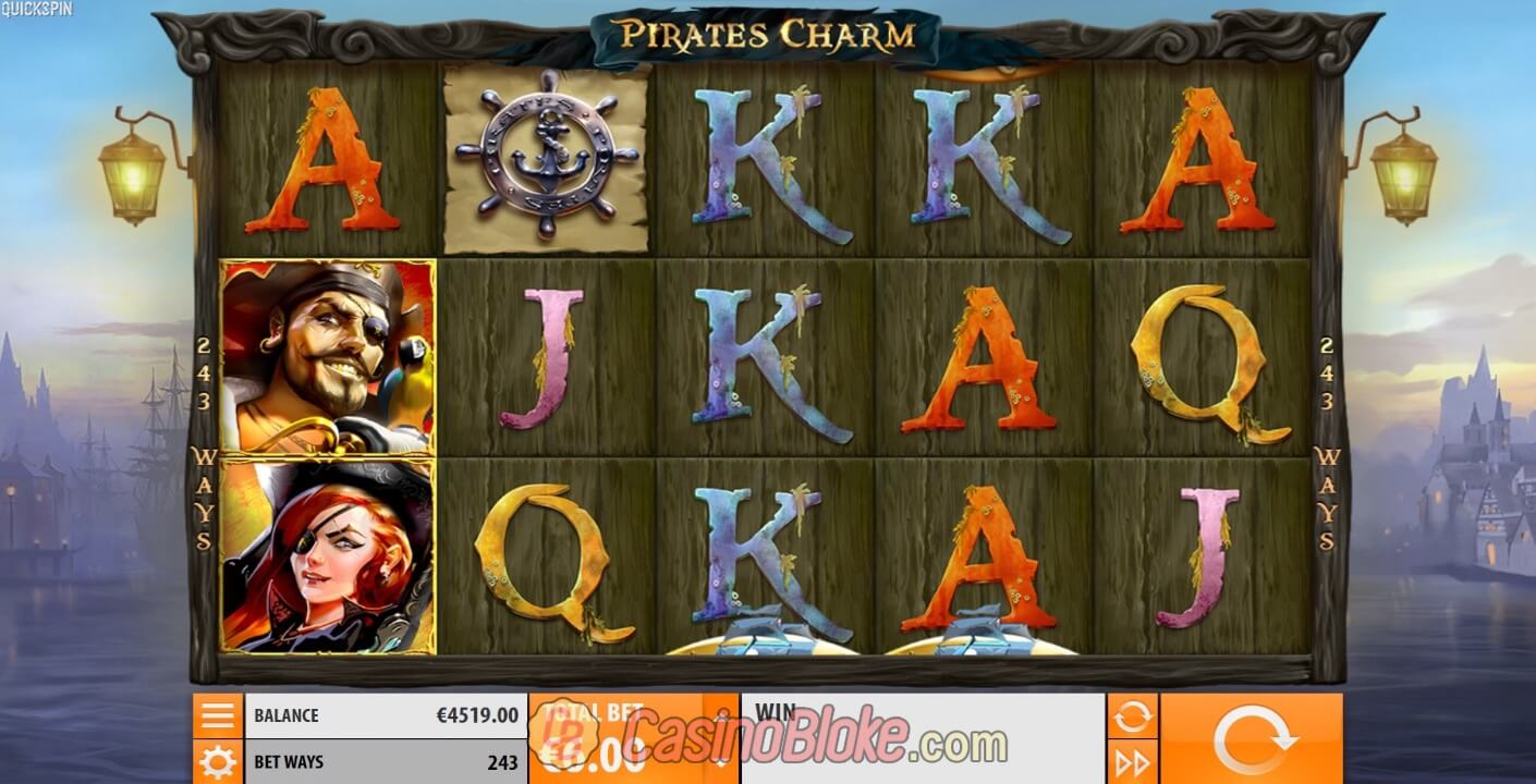 Winner ritprogram Pirate murder